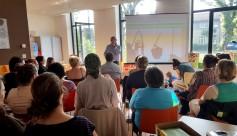 Atelier découverte de la LSF - Reims (06/2016)