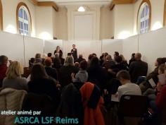 Atelier découverte de la LSF - Rethel (01/17)